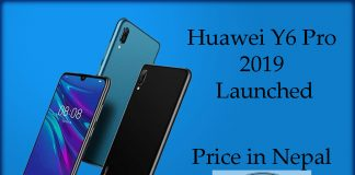 Huawei Y5 2019 Key Specifications Leaked | Techreview Nepal