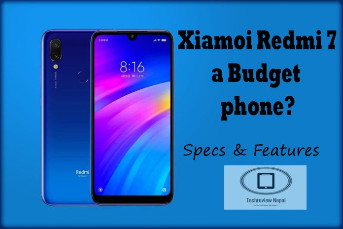 xiaomi redmi 7 price
