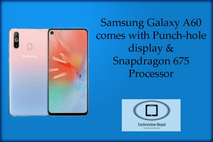 Samsung Galaxy A60 Price in Nepal