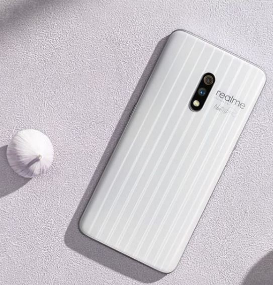realme x garlic edition