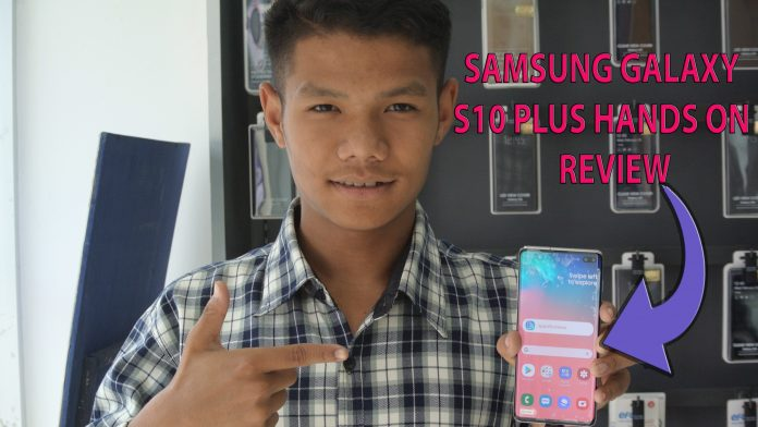Galaxy S10+ Hands on Review in Nepal