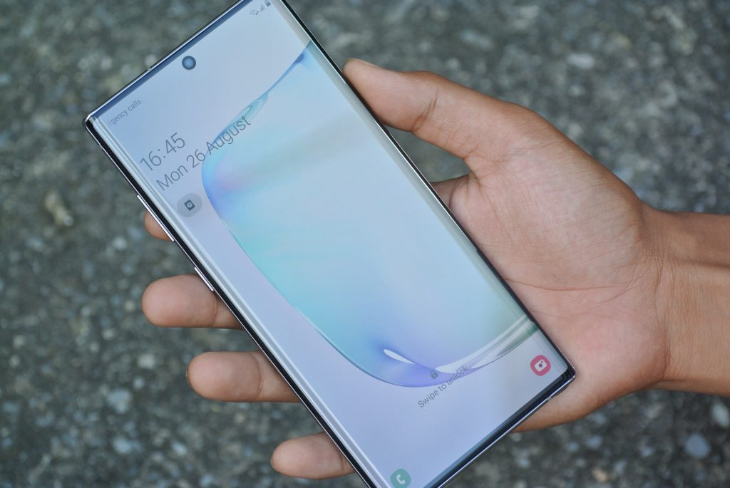 note 10 plus hands on review