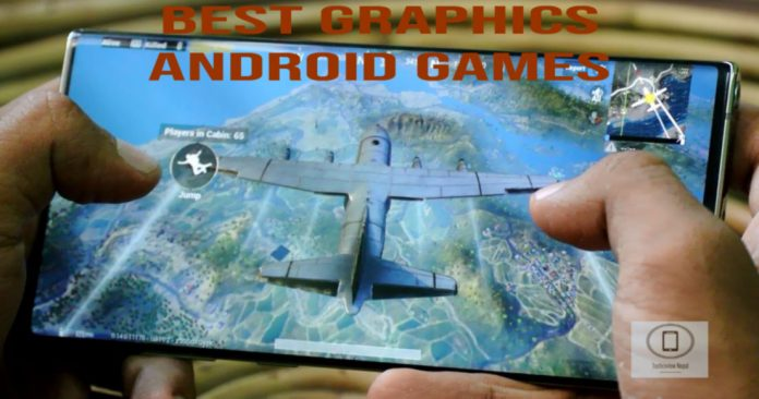 best-graphics-android-games